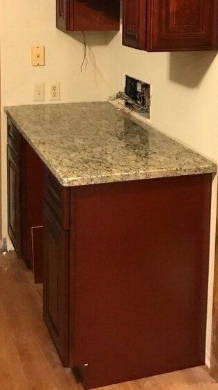Kitchen Countertop Refinish