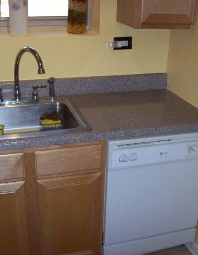 Kitchen Counter and Sink Remodel