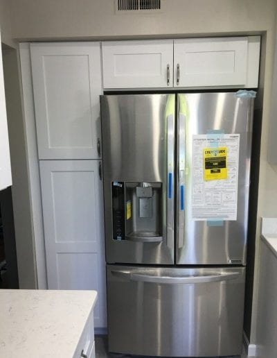 Kitchen Appliance and Cabinet Remodel