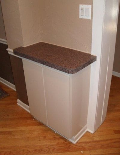 After Free Standing Cabinet