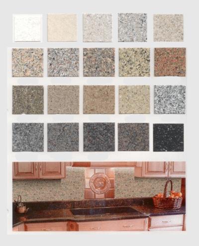Tile Color Samples