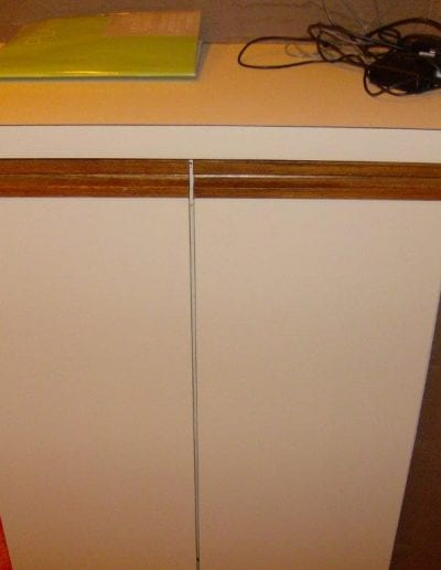 Before Free Standing Cabinet