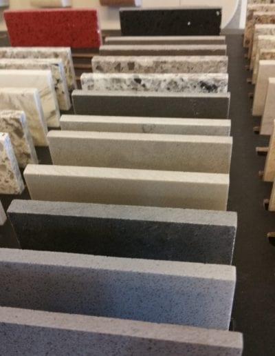 Small Tile Samples