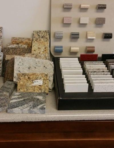 Multiple Small Tile Samples