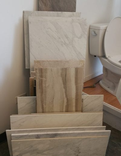 Large Tile Samples
