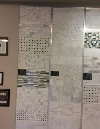 Large Backsplash Tile Sample